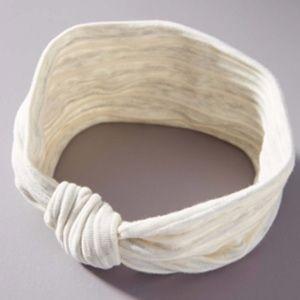 Anthropologie Beach Bound headband